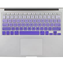 """All-inside Purple Ombre Color Keyboard Skin for MacBook Pro 13"""" 15"""" 17"""" (with or without Retina Display) / MacBoook Air 13"""""""