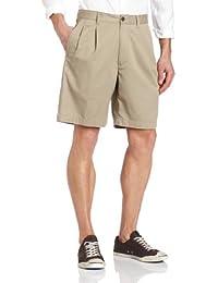 Men's Eco-Start Classic Pleat Twill Short