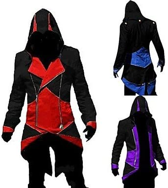Cosplay Costume BEAUTS Assassins Creed-túnica Assassin con capucha ...
