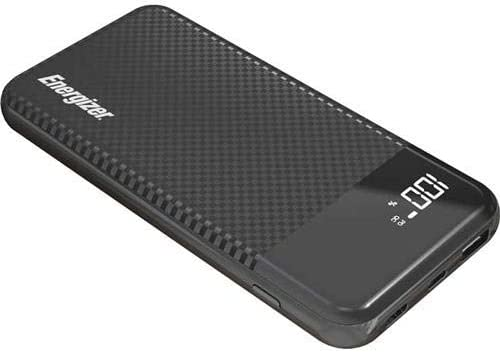 Fast Charging Power Bank Ports Black