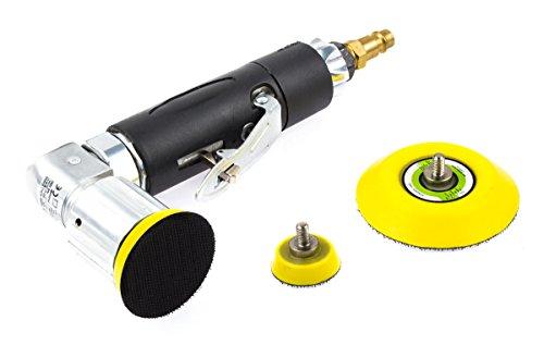 Druckluft Exzenterschleifer 30 50 75 mm Druckluft Tellerschleifer Schleifgerät Excenterschleifer Winkelschleifer