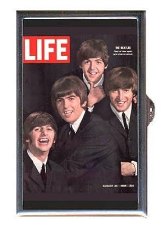 Amazon.com: The Beatles Vida Revista Púa De Guitarra o ...