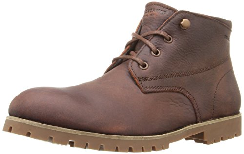1883 by Wolverine Men's Cort Chukka Boot, Brown, 11.5 M US
