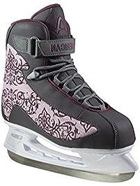 American Athletic Shoe Men S Ice Force Hockey Skates