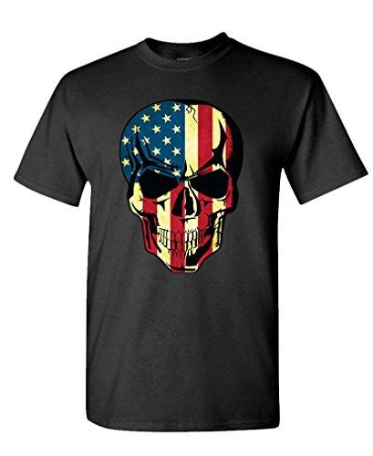 AMERICAN patriotic usa Mens Cotton T Shirt