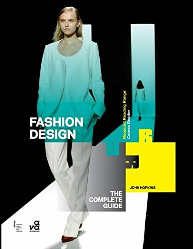 Fashion Design: The Complete Guide (Required Reading Range) by Brand: Fairchild Books