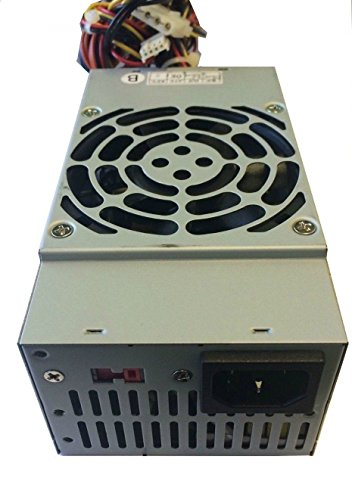 NEW Energy-Efficient Replacement TFX Power Supply for Dell Vostro Slim 200, 200S, 220S, 400 SFF, Inspiron 530s, 531s, 537s, 540s, 545s, 546s, 560s, 570s, 580s, 545s 620s...