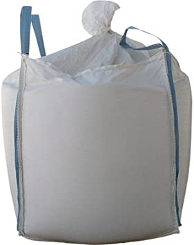 Bare Ground BG-1000CG Premium Coated Granular Ice Melt in Professional Skidded Super Sack 1000 lb