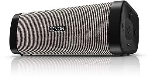 Denon DSB50BTBK Envaya Premium Bluetooth Speaker Black