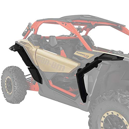 Can Am Maverick X3 super extended fender flares OEM NEW #715002973
