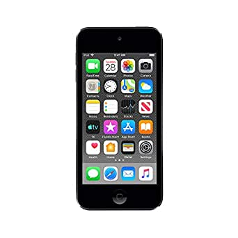 Amazon.com: Apple iPod touch (32GB) - Space Gray (Latest