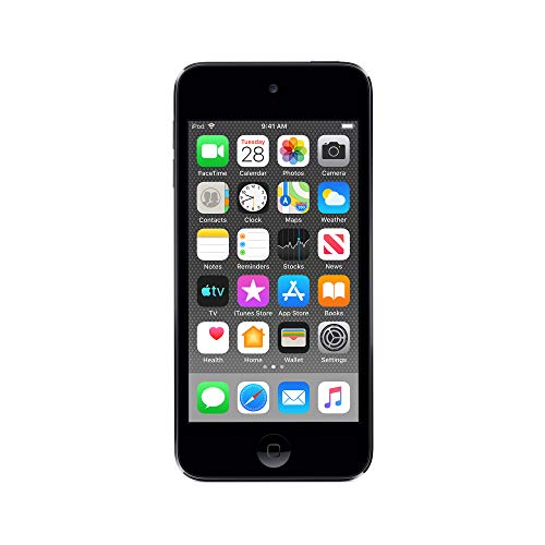 Apple iPod touch (32GB) - Space Gray (Latest Model) (Apple Ipod Touch 5th Gen 32gb Space Grey)