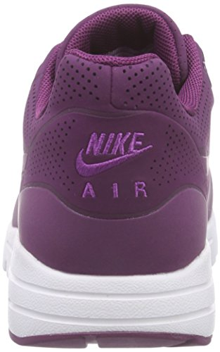 Nike Vrouwen Air Max 1 Ultra Moiré Moerbei / Mlbrry / Prpl Dsk / Wit Hardloopschoen 6.5 Vrouwen Ons
