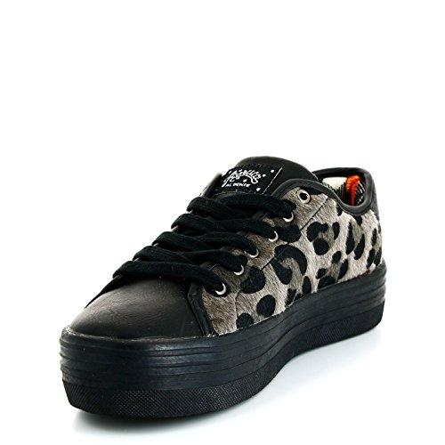 Nero Fiorucci Donna Donna Sneakers Fiorucci Fcae023 B6BvCxqnw