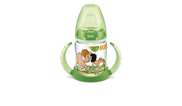 NUK First Choice Disney botella de libro de la selva 150 ml ...
