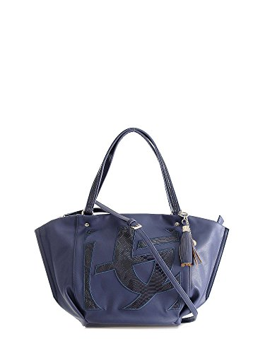 Medium Blu Blue Byblos Bag 675640 Accessories xaftw4
