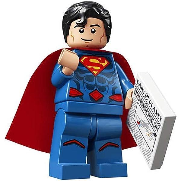 SUPERBOY DC COMICS MINIFIGURE FIGURE USA SELLER NEW FITS LEGO