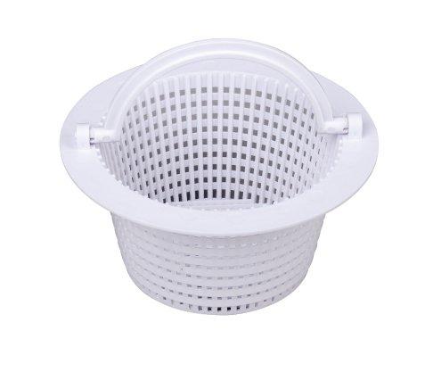 White Steinbach S1 Skimmer Accessories Strainer Basket Diameter 160/mm x 75/mm