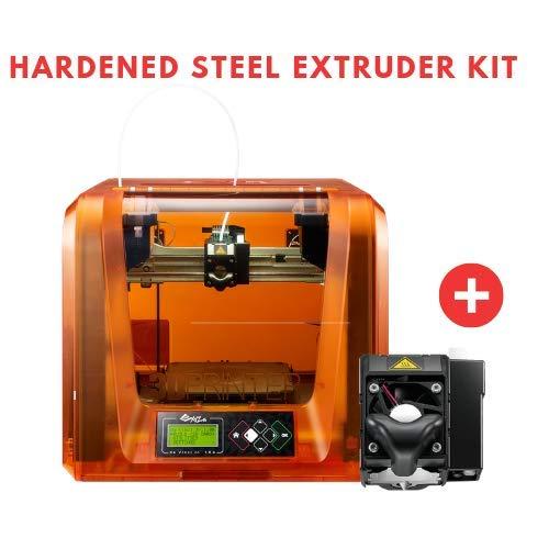 [Hardened Steel Nozzle Kit] [Open Filament] da Vinci Jr. 1.0A Pro 3D Printer/Upgradable Laser Engraver - 6.9