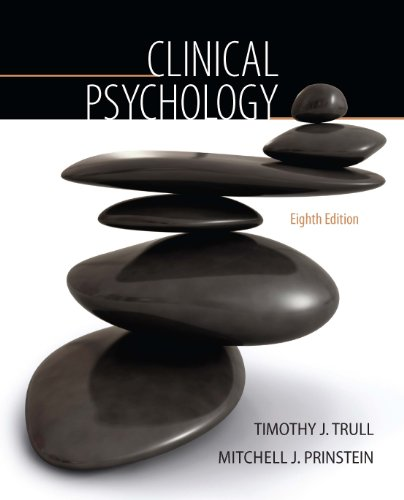 Clinical Psychology (PSY 334 Introduction to Clinical Psychology) Pdf