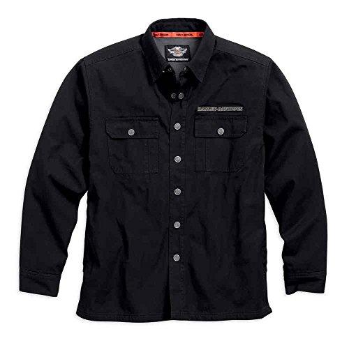 Harley Davidson Shirt Jacket - 3