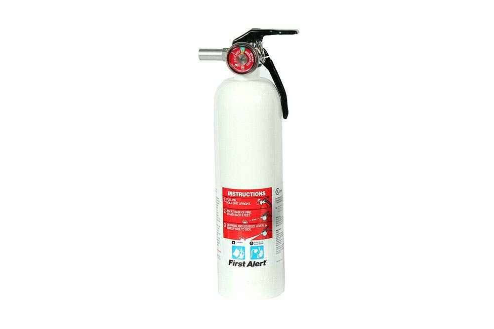 Pro Armor A130812 UTV Rec 5-B.C Fire Extinguisher by First Alert by Pro Armor