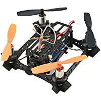 ANNONGONE 85mm Micro FPV Racing Quadcopter Drone Based on F3 Brushed Flight Controller JJRC JJPRO-T2