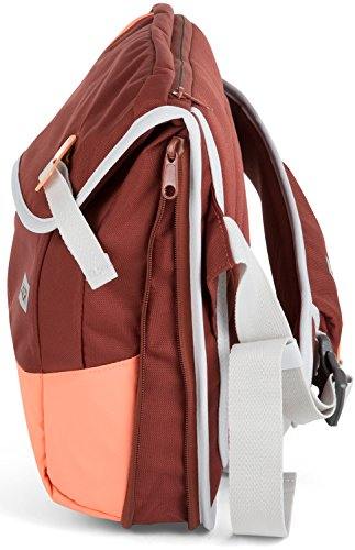 Bolso Maletín dusk Bag 49 bandolera red cm Aevor Messenger tBqwxCU