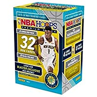 $98 » 2019-20 Panini NBA Hoops Premium Stock Basketball Blaster Box 32 ct. Red Prizms (red or blue box)