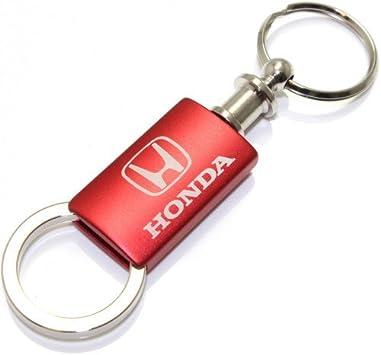 Keychain /& Keyring with Honda Type S logo Valet