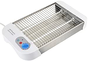 Orbegozo TO 1010 - Tostador, 600 W, color gris