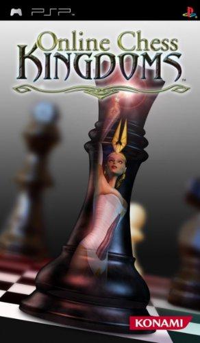 PSP - Online Chess Kingdom - [PAL EU - NO NTSC] (Psp Chess)
