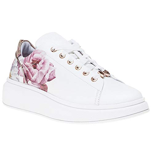 Ted Blanc Baker Femme 2 Baskets Ailbe Mode aaw4r7q