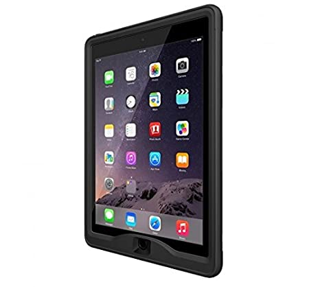 promo code 6dcc7 7c0a2 LifeProof NÜÜD SERIES iPad Air 2 Waterproof Case - Retail Packaging - BLACK