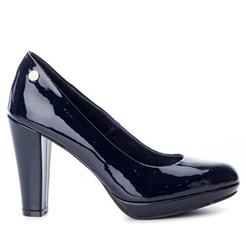 XTI Zapato 30478 Marino Azul
