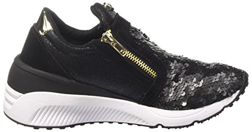 Sneaker Jeans Nero e70024 Versace Ee0vrbsb1 Donna qfPgWnBd