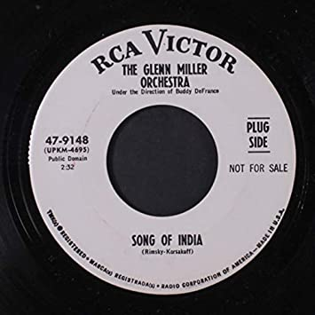 Amazon.com: song of india / whats new? 45 rpm single: Music