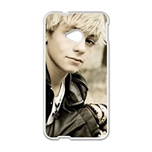Happy Ross Lynch Cell Phone Case for HTC One M7