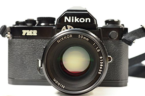 Nikon FM 2 Black Camera Body (Nikon Fm Film Camera)