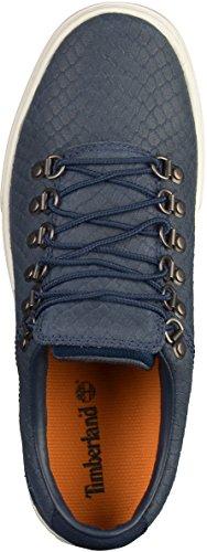 Timberland - Adventure 2.0 Cupsole Alpine Oxford Steeple Snake Black Iris - Sneakers Hombre Bleu