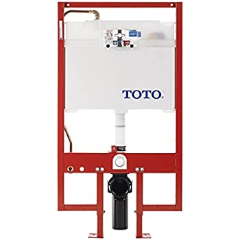 Toto Wt154M#01 Duofit In-Wall Tank System Copper Supply