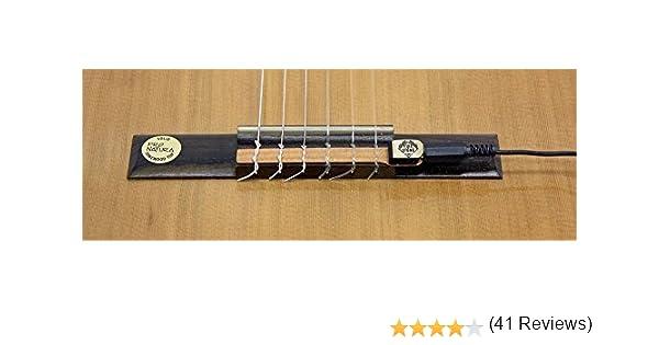 Fire&Stone 942026 - Pastillas acústicas para guitarra clásica ...