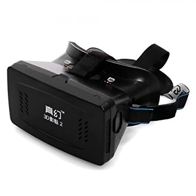 Virtual Reality VR 3D Glasses Head Band for 3.5-6 Android iPhone Smartphone New