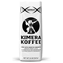Kimera Koffee - Nootropic Infused Ground Coffee - High Altitude Single Estate