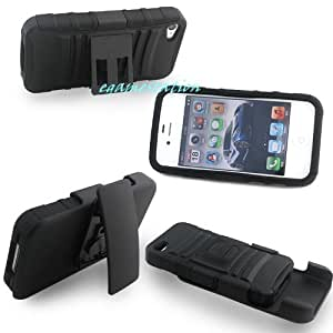 LETOiNG-4WT88E Wallet Leather Carrying Case Cover With Credit ID Card Slots/ Money Pockets For iPhone 4/4S-Pattern 01