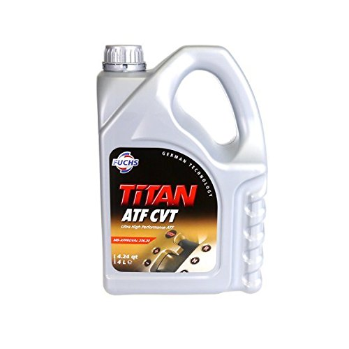FUCHS Getriebeö l Automatikgetriebeö l TITAN ATF CVT 4L 4 Liter MB 236.20