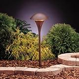 Kichler 15236TZT One Light Path & Spread