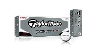 TaylorMade Penta TP3 Golf Balls (12 Pack)