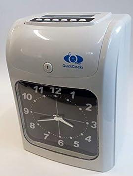 QuickClocks QC500E Relojes Para Fichar