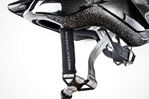 Wind-Blox Pro Short Strap Helmet Noise Reducer